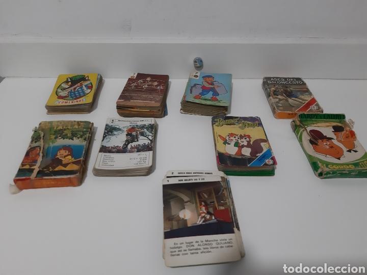 UN LOTE BARAJAS INFANTIL CARTAS HAY 310 (Juguetes y Juegos - Cartas y Naipes - Barajas Infantiles)
