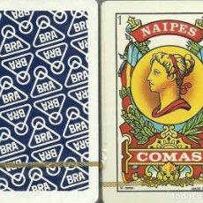 Barajas de cartas: BRA - BARAJA ESPAÑOLA 50 CARTAS. Lote 221125082