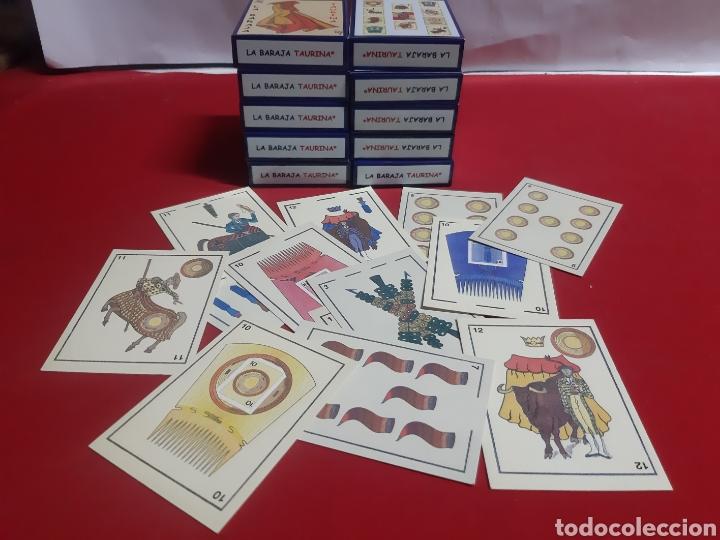 Barajas de cartas: La baraja taurina lote de 10 Barajas nuevas sin estrenar precintadas diseño Dora año 1999 - Foto 2 - 221155783