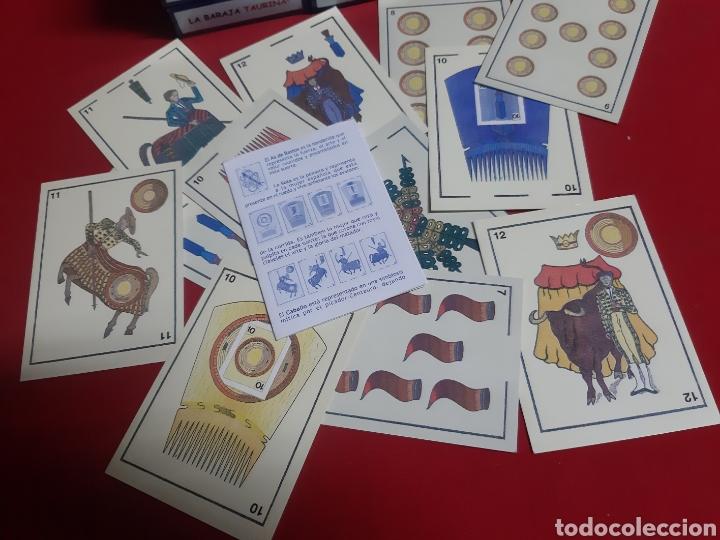 Barajas de cartas: La baraja taurina lote de 10 Barajas nuevas sin estrenar precintadas diseño Dora año 1999 - Foto 3 - 221155783