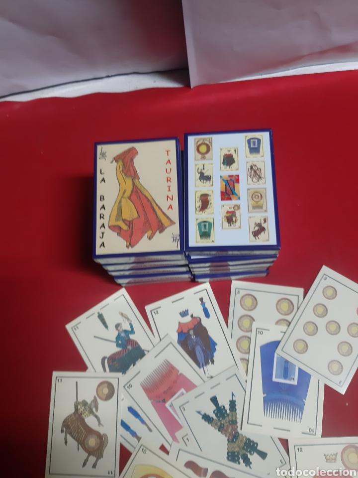 LA BARAJA TAURINA LOTE DE 10 BARAJAS NUEVAS SIN ESTRENAR PRECINTADAS DISEÑO DORA AÑO 1999 (Juguetes y Juegos - Cartas y Naipes - Otras Barajas)
