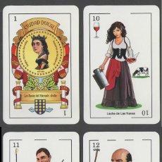 Barajas de cartas: LAS NAVAS DEL MARQUÉS - CIUDAD DUCAL. Lote 221163861