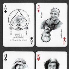 Barajas de cartas: ALPINIST54. Lote 221164105