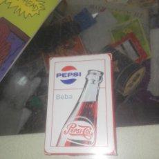 Jeux de cartes: BARAJA DE CARTAS FOURNIER - PEPSI - BEBA PEPSI-COLA. Lote 221284273