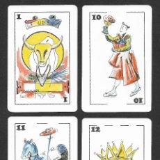 Barajas de cartas: BARAJA TAURINA ANA Mª ALONSO. Lote 221343381