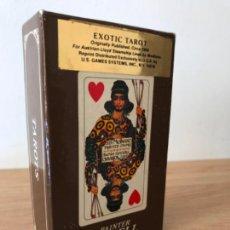 Barajas de cartas: I TAROCCHI DI ALAN / ALAN´S TAROT. DISEÑADO POR A. ORELL. MODIANO. 78 CARTAS, BARAJA COMPLETA RARO. Lote 221474912