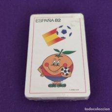 Barajas de cartas: BARAJA FOURNIER. ESPAÑA 82. CARTAS SIN USAR. 50 CARTAS. 1979.. Lote 221477740