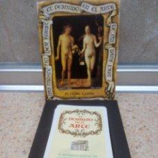 Barajas de cartas: BARAJA DE CARTAS EL DESNUDO EN EL ARTE DE HERACLIO FOURNIER * COMPLETA *. Lote 221492003
