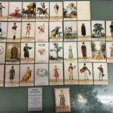 Barajas de cartas: CARTAS DE TAROT FRANCÉS - ÉPITRE AUX DAMES. Lote 221545457