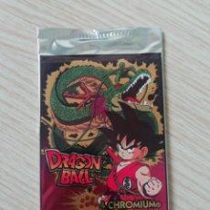 Barajas de cartas: DRAGON BALL CHROMIUM CARDS. Lote 221642975