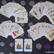 Jeux de cartes: BARAJA DE CARTAS PUBLICIDAD CONTINENTE ¡¡¡¡¡NUEVA!!!!!. Lote 221750487