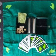 Barajas de cartas: BARAJA DE CARTAS PUBLICIDAD CAJA MADRID. Lote 221752311