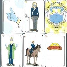 Barajas de cartas: BARAJA ESPAÑOLA COVID 19-AÑO 2020. Lote 248806510