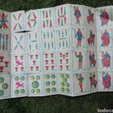 Barajas de cartas: JUEGO DE CARTAS MINIATURA. Lote 221878691