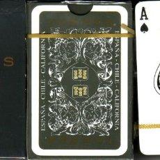 Barajas de cartas: BODEGAS TORRES - VERDE - ASOCIACIÓN CATALANA DE BRIDGE. Lote 221987961