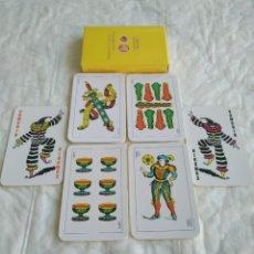 Barajas de cartas: BARAJA CARTAS PAGO FACIL ARGENTINA NAIPES BARAJA ARGENTINA PAGO FACIL ,RECARGA FACIL . 50 CARTAS EST. Lote 222010461