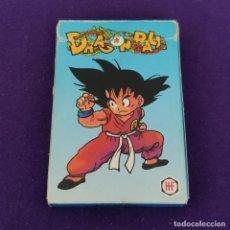 Mazzi di carte: BARAJA INFANTIL FOURNIER. DRAGON BALL. 1986. 33 CARTAS. COMPLETA.. Lote 222035218