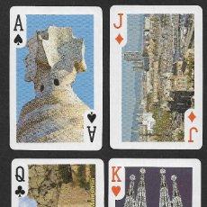 Barajas de cartas: CARTAS DE BARCELONA. Lote 222082007