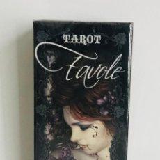 Barajas de cartas: TAROT FAVOLE. Lote 222090802