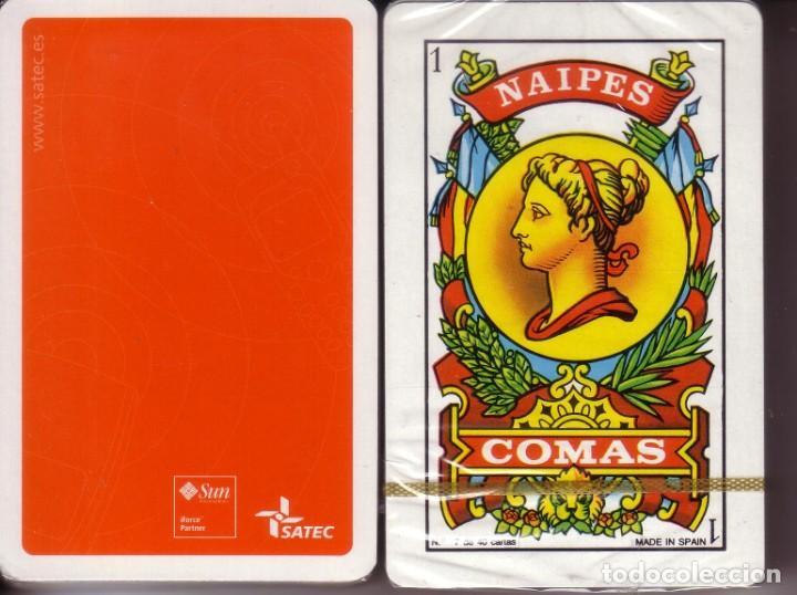 SATEC - BARAJA ESPAÑOLA 40 CARTAS (Juguetes y Juegos - Cartas y Naipes - Baraja Española)
