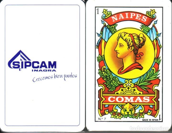 SIPCAM - BARAJA ESPAÑOLA 50 CARTAS (Juguetes y Juegos - Cartas y Naipes - Baraja Española)