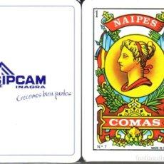 Barajas de cartas: SIPCAM - BARAJA ESPAÑOLA 50 CARTAS. Lote 222099307