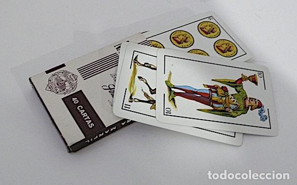 Barajas de cartas: BARAJA ESPAÑOLA FOURNIER - Foto 2 - 222109346