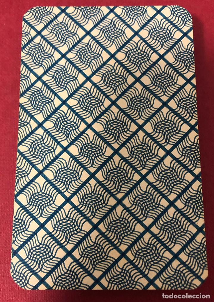 Barajas de cartas: Antigua baraja de naipes de hijo de Torras y Lleo, con timbre de 1,20 pesetas. Perfecto estado. - Foto 7 - 222114695