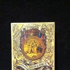 Barajas de cartas: HERACLIO FOURNIER. BARAJA ESPAÑOLA NEOCLASICA 1810 - DE COLECCIÓN. COMPLETA EN SU ESTUCHE. Lote 222145390