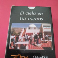 Barajas de cartas: BARAJA ASTRONOMICA EDICIÓN ESPECIAL AÑO INTERNACIONAL DE ASTRONOMIA 2009. Lote 222195451