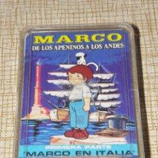 Jeux de cartes: JUEGO DE CARTAS - BARAJA INFANTIL - MARCO, DE LOS APENINOS A LOS ANDES. Lote 222264946