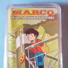 Jeux de cartes: MARCO DE LOS APENINOS A LOS ANDES SEGUNDA PARTE BARAJA CARTAS. Lote 222265671