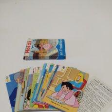 Barajas de cartas: BARAJA CARTAS HEIDI EN FRANKFURT. Lote 222317947