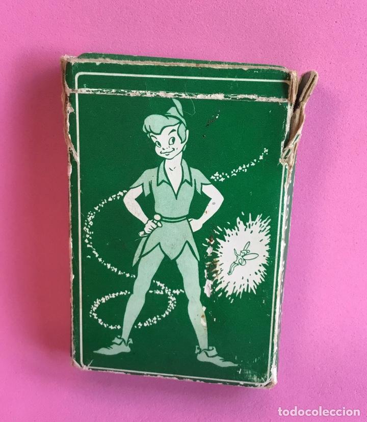 Barajas de cartas: Antiguo juego de cartas Peter Pan Fournier - Foto 7 - 222364423