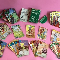 Barajas de cartas: ANTIGUO JUEGO DE CARTAS PETER PAN FOURNIER. Lote 222364423