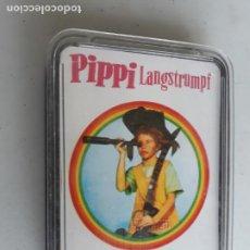 Jeux de cartes: PIPPI LANGSTRUMPF CALZASLARGAS BARAJA JUEGO INFANTIL NAIPES COMAS NUEVA CUARTETO Nº 2 NUEVA. Lote 238881005