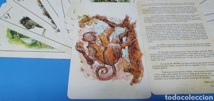 Barajas de cartas: BARAJA HUERTANA DE CHIPOLA - LA OPINIÓN 2005 - Foto 2 - 222438763