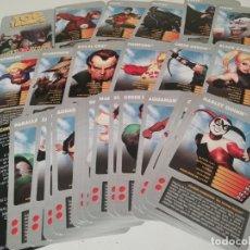 Barajas de cartas: BARAJA INFANTIL TOP TRUMPS SUPER HEROES. Lote 222488826