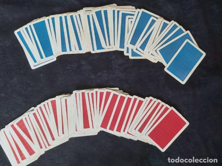 Barajas de cartas: 2 BARAJAS 201 AVION FOURNIER - Foto 2 - 222511973