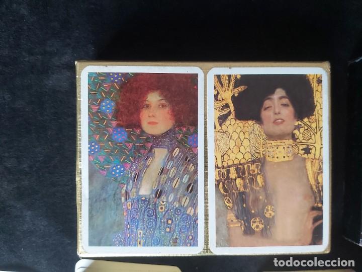 2 BARAJA PIATNIK MUSEO ARTE MODERNO NEW YORK (Juguetes y Juegos - Cartas y Naipes - Barajas de Póker)