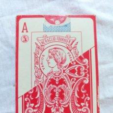 Barajas de cartas: BARAJA DE CARTAS HERACLIO FOURNIER. Lote 222530072