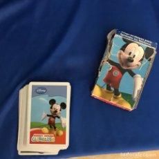 Barajas de cartas: CARTAS INFANTILES , PARA APRENDER LOS NÚMEROS. Lote 222565280