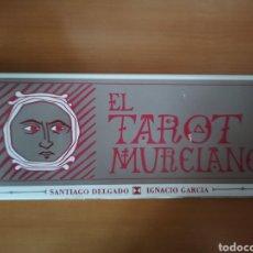 Barajas de cartas: TAROT MURCIANO 1989 SANTIAGO DELGADO E IGNACIO GARCÍA. Lote 222822483