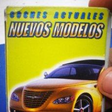 Barajas de cartas: FOURNIER COCHES ACTUALES NUEVOS MODELOS BUEN ESTADO. Lote 222900507