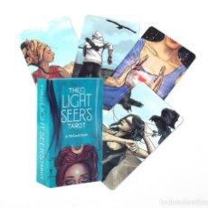 Barajas de cartas: CARTAS TAROT 78 CARTAS THE LIGHT SEERS (EL VIDENTE DE LA LUZ). Lote 222908313
