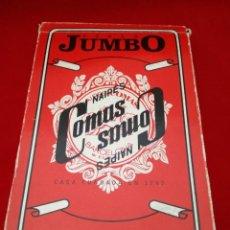 Barajas de cartas: PÓKER JUMBO. NAIPES COMAS, 54 PLAYING CARDS. Lote 222911936