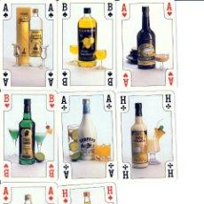 Barajas de cartas: BARAJA POKER DESTILERIA DE KORENAER. Lote 223029067