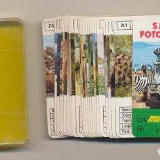 Barajas de cartas: MINI BARAJA FOURNIER Nº 6. AÑO 1979. Lote 223397487