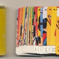 Barajas de cartas: MINI BARAJA FOURNIER Nº 12. MANDRAKE EL MAGO. AÑO 1978. Lote 223397507