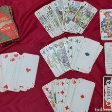 Barajas de cartas: TAROT LA DUCALE REF: D. 780 78 CARTAS AÑOS 60/70. Lote 223455458